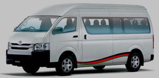 Luxury Van – Full Day Disposal