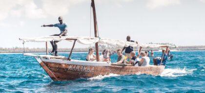 Wasini Island & Dolphin Tour