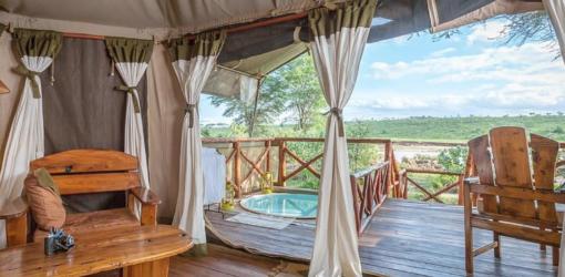 4-Day Safari Samburu National Reserve