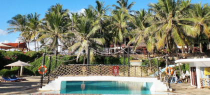 4-Day Mombasa All Inclusive Beach Getaway