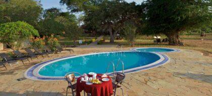 Tsavo East Safari
