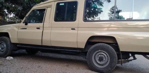 Safari Van – Full Day Disposal