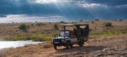 Sunrise at Nairobi National Park