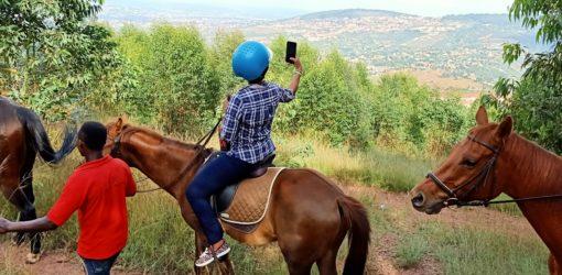 Kigali Old Town Tour & Horseback Riding