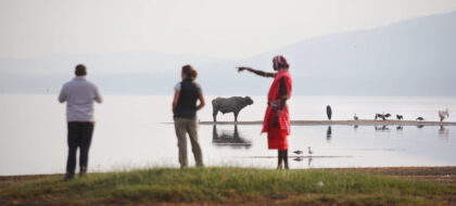 Full Day Lake Naivasha & Hells Gate Trip
