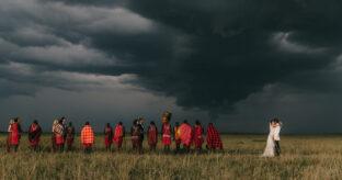 Full Day Traditional Wedding at Maasai Mara