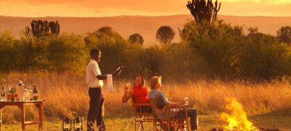 5-Day L. Nakuru, L. Naivasha & Maasai Mara
